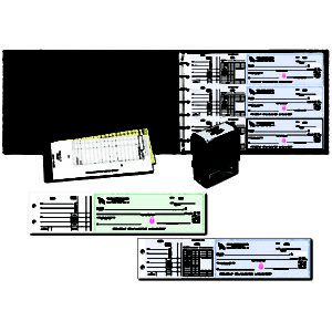 Express Secure 3-On-A-Page Kits