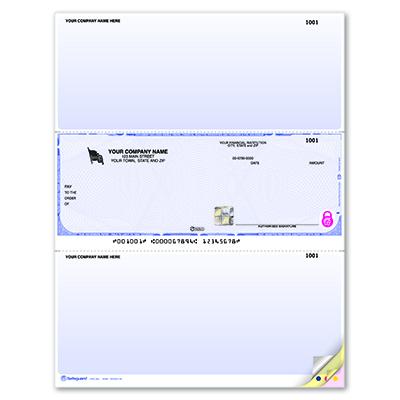 Premium Secure Laser Multi-Purpose Check SFMS01043