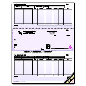 Premium Secure Laser A/P Check SFMS01042