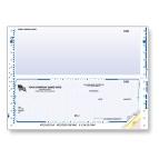 Sage 50 (Peachtree) Compatible Continuous Multi-Purpose Check