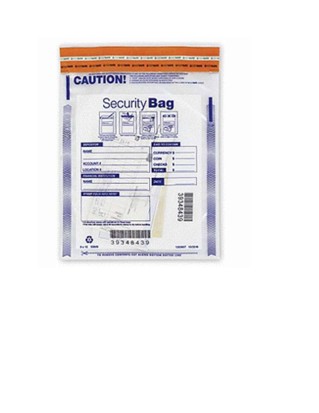 Tamper Resistant Envelopes and Bags