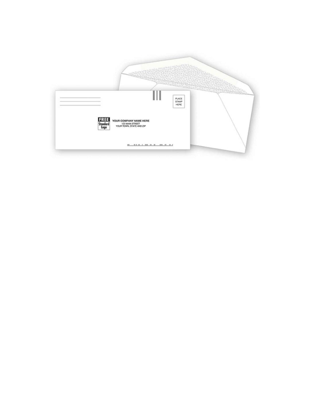 Business Reply and Return Envelopes